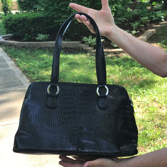 Ann Taylor Handbags - Ann Taylor Black Bag